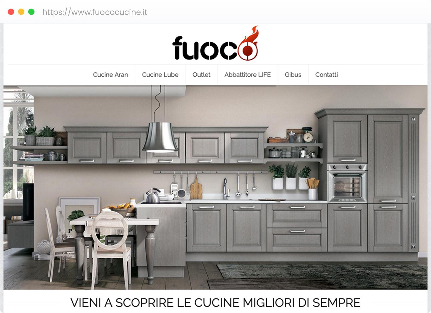 Fuoco Cucine Arkimede Adv Agenzia Di Comunicazione